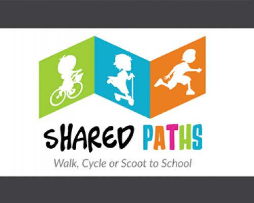 Shared Paths – Walk, Cycle or Scoot to School